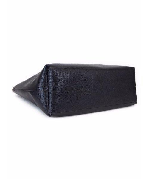 ハートパスケース付きトートバッグ