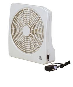 2電源どこでも扇風機AC、電池