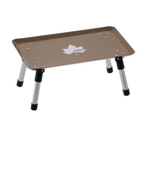 スタックカラータフテーブル Vキャラメル