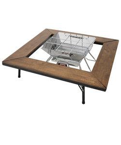 アイアンウッドイロリテーブル