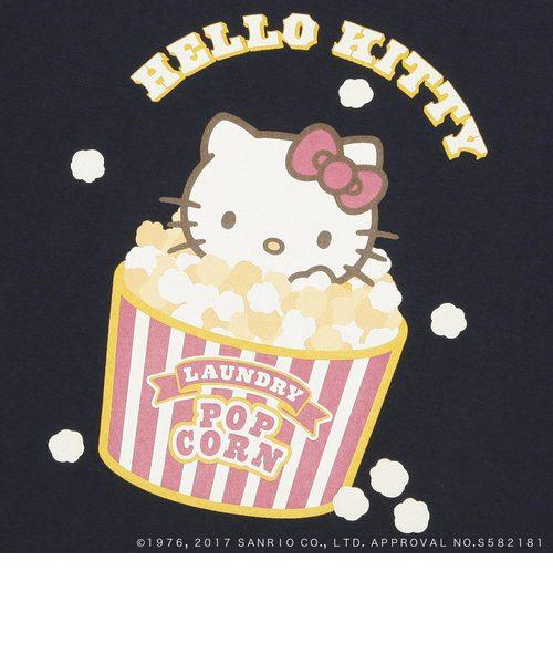 キッズ HELLO KITTY×LaundryポップコーンTシャツ