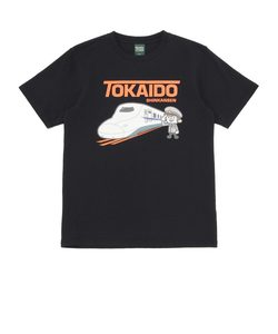 東海道新幹線N700系×LaundryコラボTシャツ