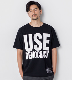 【KEH】 USE DEMOCRACY BIGT