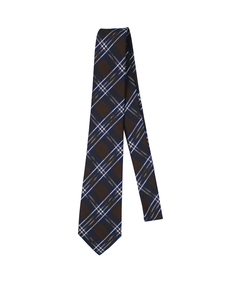 OMBRE CHECK TIE / カスリチェックタイ