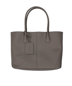 COATING LEATHER TOTE 18SS (ZIPPER) / コーティングレザートート ファスナー