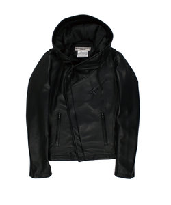 HOODED LEATHER / フーデッドレザー