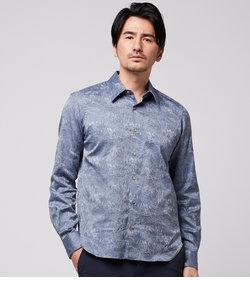 LEAF JACQUARD SHIRT / リーフジャガードシャツ