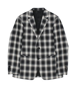 HOMBRE CHECK JACKET / オンブレチェックジャケット