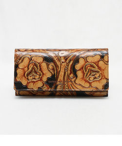 CRAFT TWO FOLD LONG WALLET 18AW / クラフト 二つ折り長財布