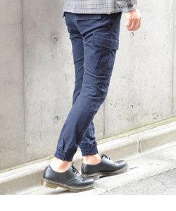 SLIM CARGO JOGGER PANTS / スリムカーゴジョガーパンツ