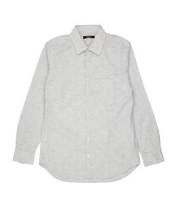 ペイズリープリントシャツ