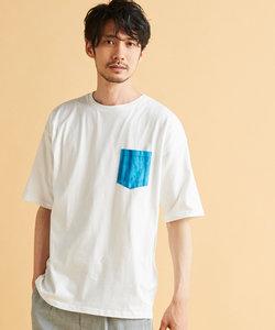 タイダイポケット半袖T