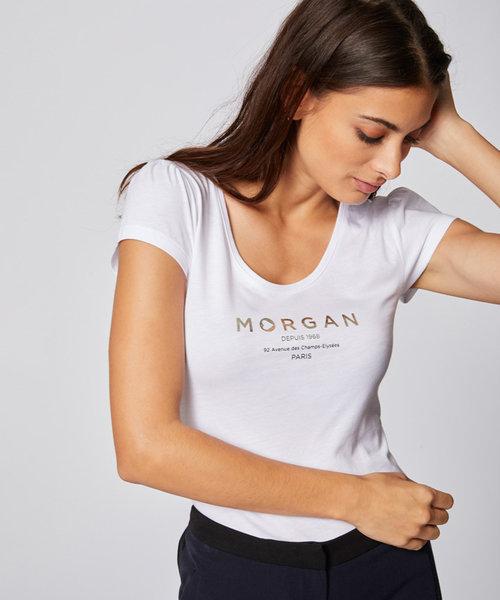 MORGANロゴ-T