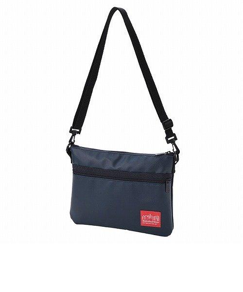 Matte Vinyl Shoulder Bag