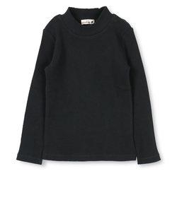 テレコハイネックTシャツ