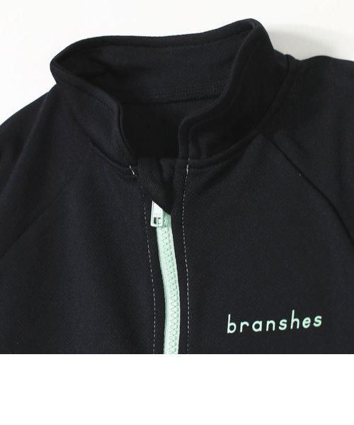 (branshes) 配色ラッシュガード/ ブランシェス
