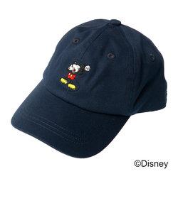 【ミッキーマウス】刺繍キャップ