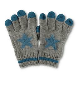 星デザイン手袋