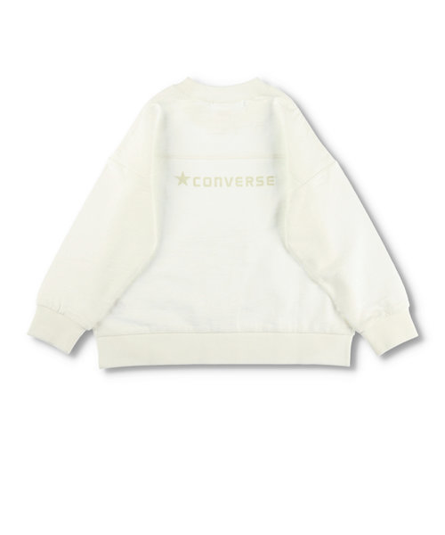 【CONVERSE】バックロゴトレーナー