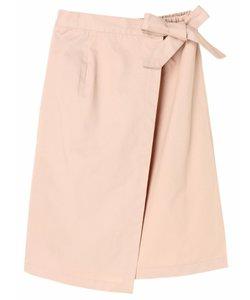 ・ラップナロースカート