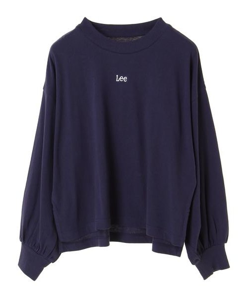 LEE×earth パフスリーブ長袖Tシャツ