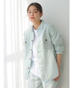 Lee×earth シャツジャケット