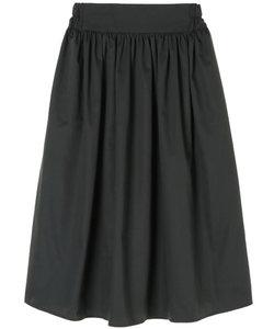 TCツイルカラーギャザースカート