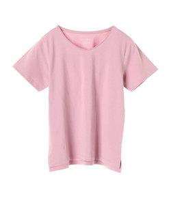 ・Vネック半袖Tシャツ