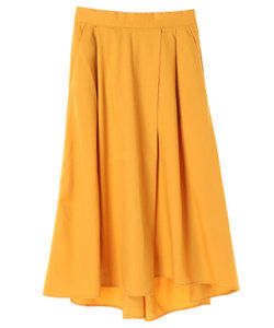 ・フレアロングスカート