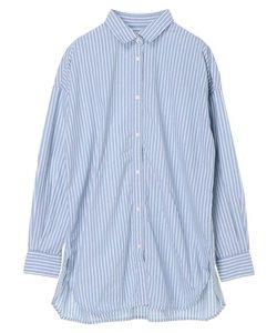 レギュラーカラーチュニシャツ