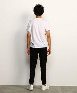 【AXアルマーニ エクスチェンジ】センターラインTシャツ
