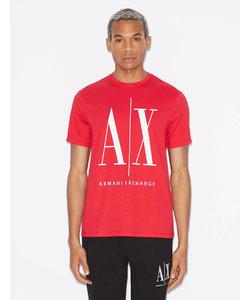 【A|Xアルマーニ エクスチェンジ】ICON 半袖Tシャツ/REGULAR