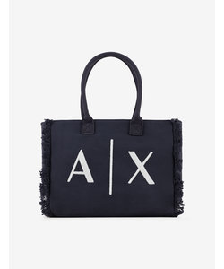 【A|Xアルマーニ エクスチェンジ】SHOPPING/TOTE BAG