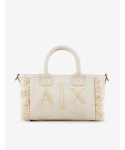 【A Xアルマーニ エクスチェンジ】SHOPPING/TOTE BAG