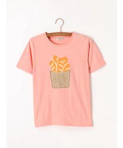 フランスパンプリントTシャツ(大人)