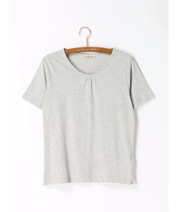 半袖ギャザーTシャツ