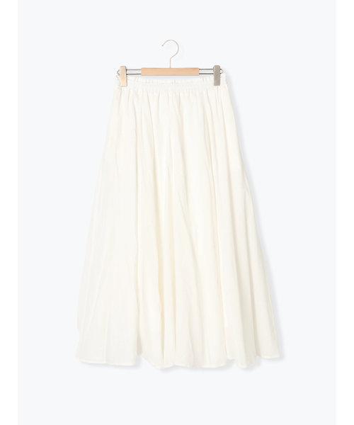 柄アソートボイルギャザースカート