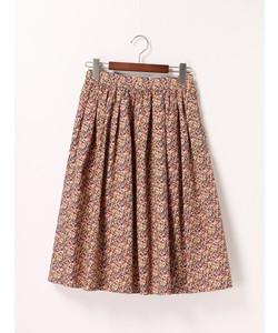 リバティベリープリントスカート