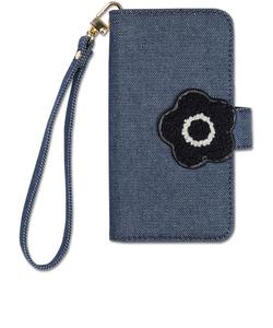 デイジーサガラ刺繍 モバイルケース for iPhone7