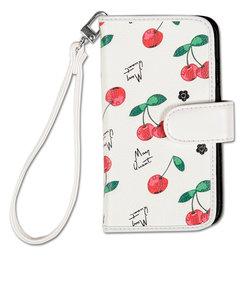 チェリーモチーフ モバイルケース for iPhone7