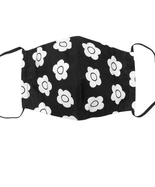 デイジーランダムパターン マスク
