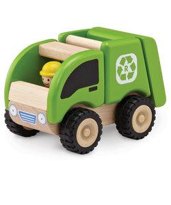 ミニ・リサイクリングトラック