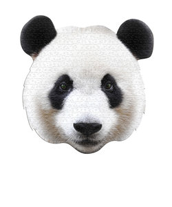 アニマルビックパズル/パンダ/550ピース