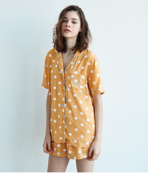 サマーシャツパジャマセット