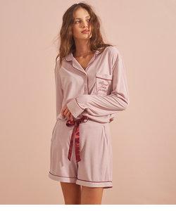 イージーシャツパジャマ