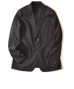 SOLIDO 超度詰め天竺 シングル2Bジャケット