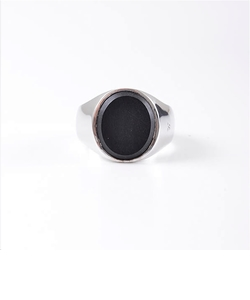 TOM WOOD「OVAL BLACK ONYX [MENS]」