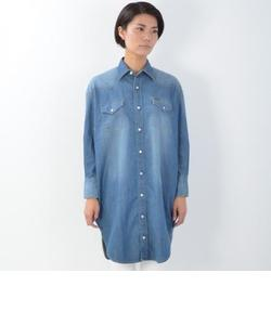 LEE×SAKAYORI  別注デニムロングシャツ