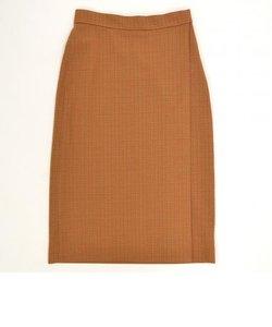 FLUID.(フルイド)ジャガードタイトスカート