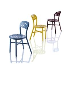 【受注生産品】Pipe Chair パイプチェア カラー(アーム無)